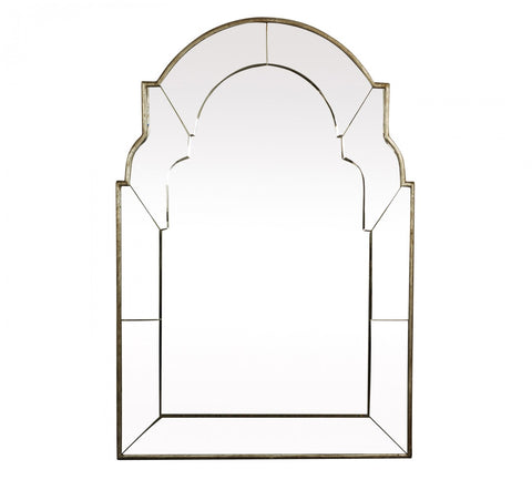 Stepped Arch Mirror