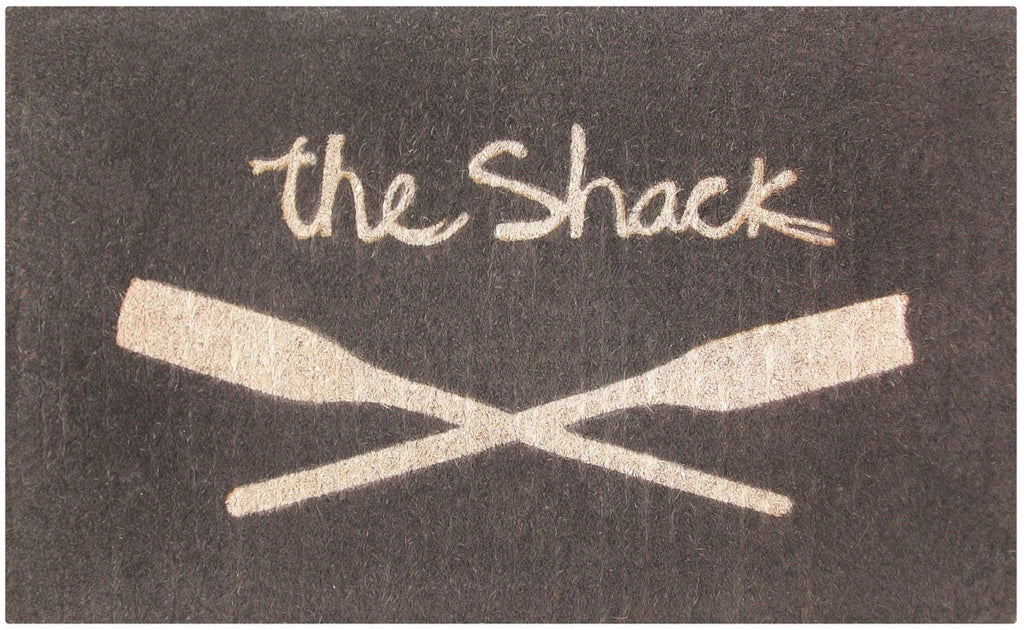 Shack Brown Doormat