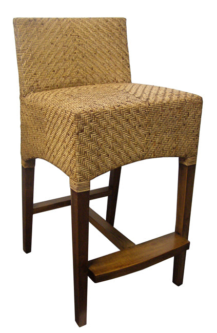 Tobasco Bar Stool Teak