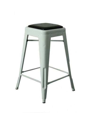 Replica Xavier Pauchard Tolix Stool 65cm Leather