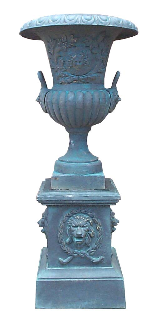 Toulon Urn and Base
