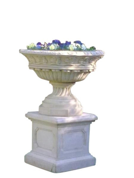 Windsor Urn on Base