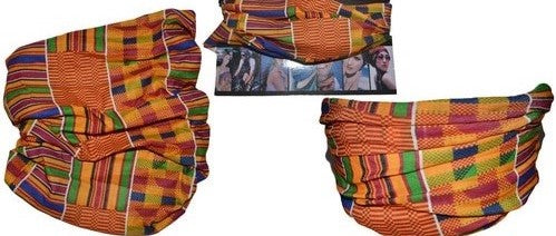 Cloth Multipurpose African Face Mask & Head Scarf
