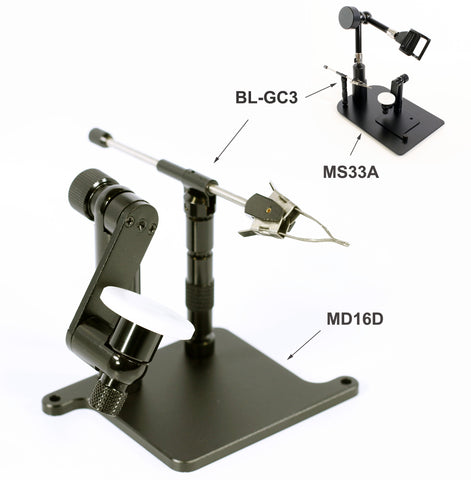 BL-GC3 - Optional Accessory Specimen Clip Holder for MS33A, MS16D/J/K