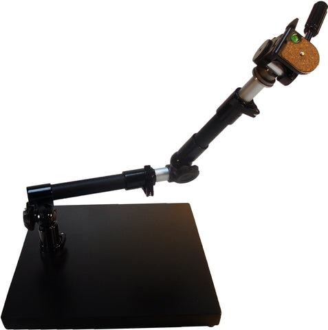 MS53BA3 Jointed Articulating Mount With Weighted Base for Tripod Connection Cameras