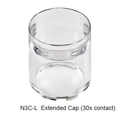 N3C-L 30mm Length Replacement Caps for Edge Series