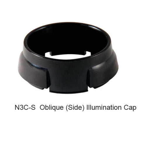 N3C-S Oblique Illumination Cap for Edge Series