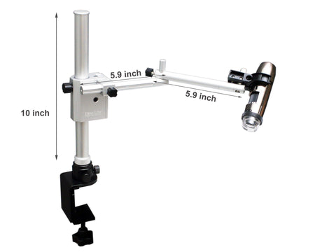 MS36A-C2 Adjustable Precision Mount with Clamp