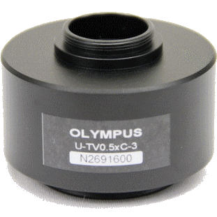 MA2AUTV05 0.5x C-mount Adapter For Olympus