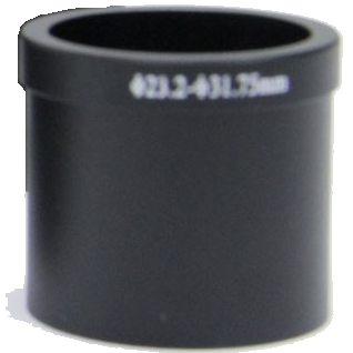 MSAD31MM 31.75mm Telescope Adapter for 23mm Eyepiece Cameras