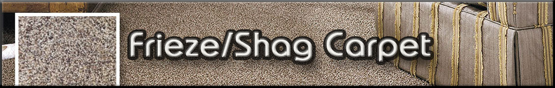 Frieze Shag carpet