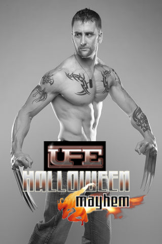 2019 UFE Halloween Mayhem BACKSTAGE PHOTOS