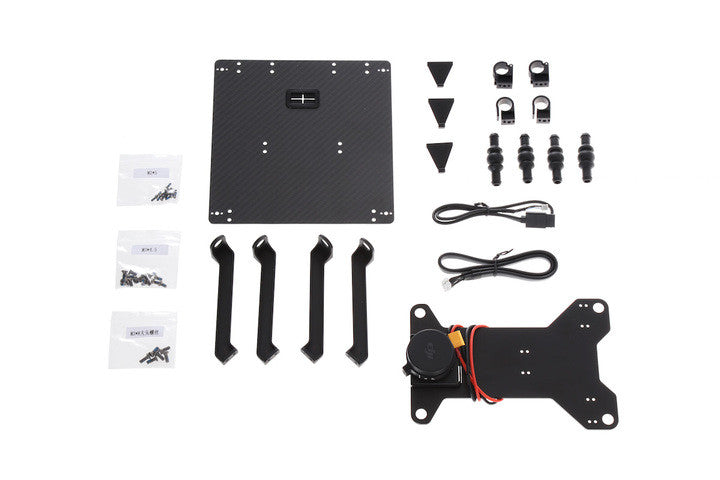 ZENMUSE X5 MOUNTING KIT para MATRICE 100 PART 31