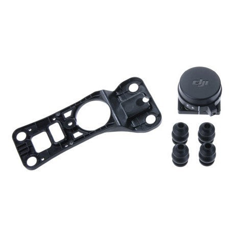 GIMBAL  MOUNT & MOUNTING PLATE X3 CAMERA