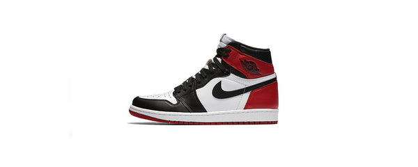 "Air Jordan 1 Retro Hi OG ""Black Toe Chicago"""