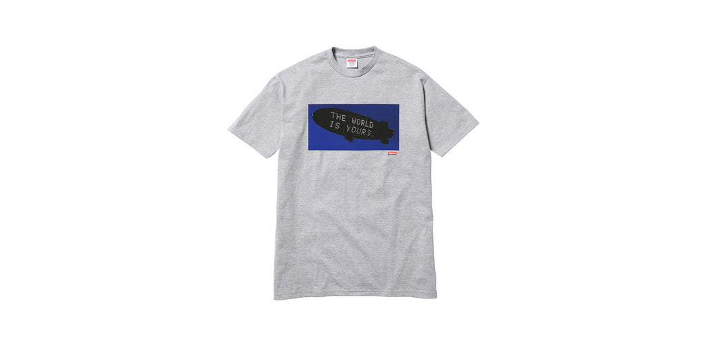 Supreme/Scarface Blimp Tee