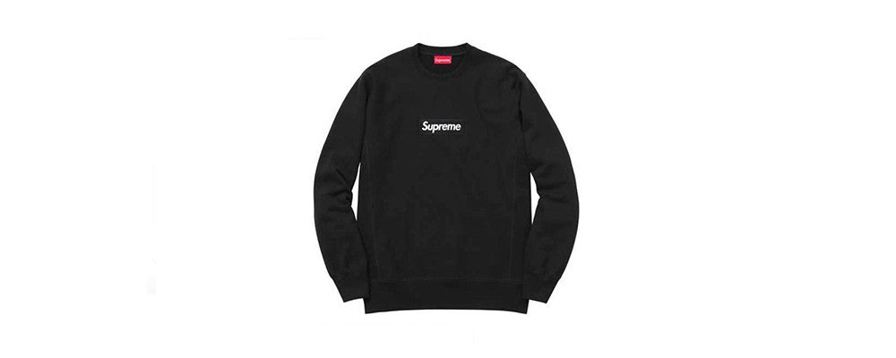 Supreme Box Logo Crewneck
