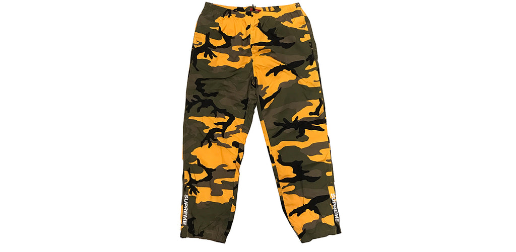 "Supreme Warm-Up Pants ""Camo"""