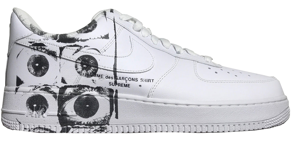 best website 43c76 027db Supreme/Comme des Garçons SHIRT/Nike Air Force 1 Low