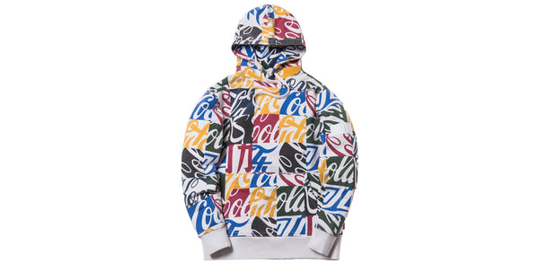 Kith x Coca-Cola Cubed Global Hoodie (Multi)