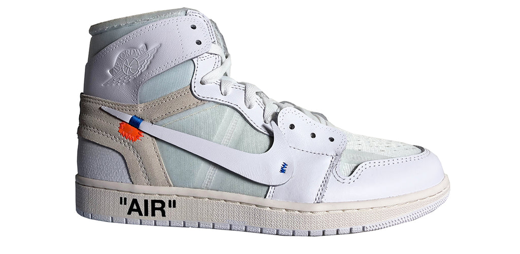"Air Jordan 1 Retro x Off-White ""White"""
