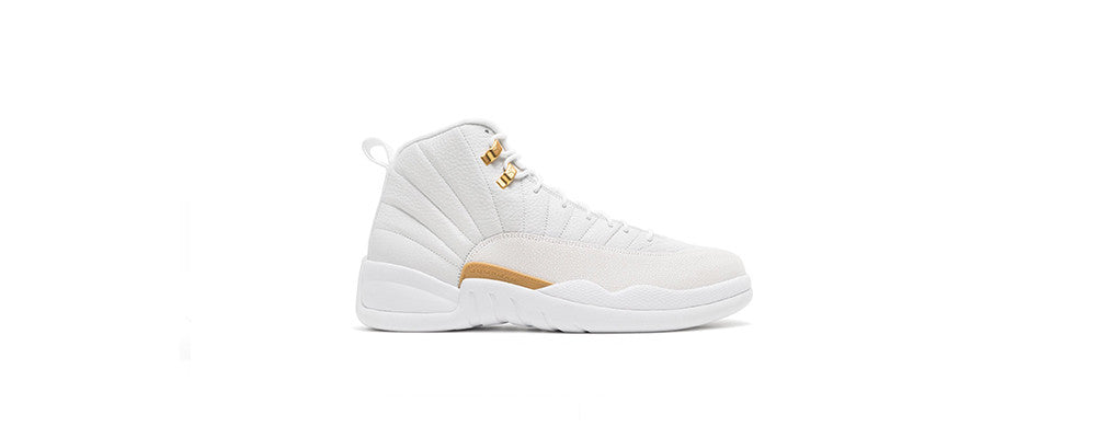 "Air Jordan 12 Retro ""OVO White"""