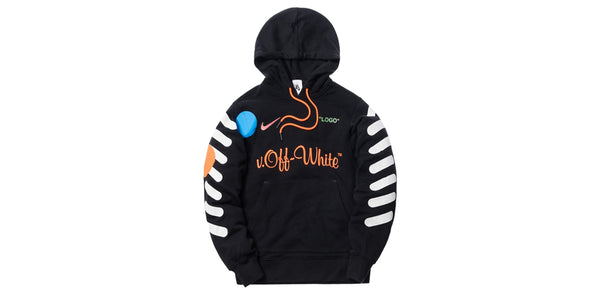 NikeLab x Off-White Mercurial NRG X Hoodie (Black)