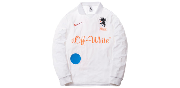 NikeLab x Off-White Mercurial NRG X FB Jersey (Home)