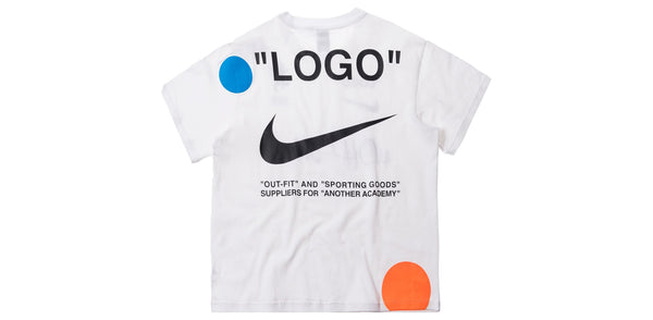NikeLab x Off-White Mercurial NRG X Tee (White)