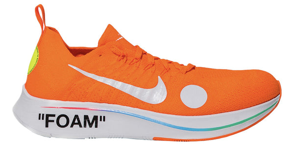 Nike Zoom Fly Mercurial x Off-White (Total Orange)