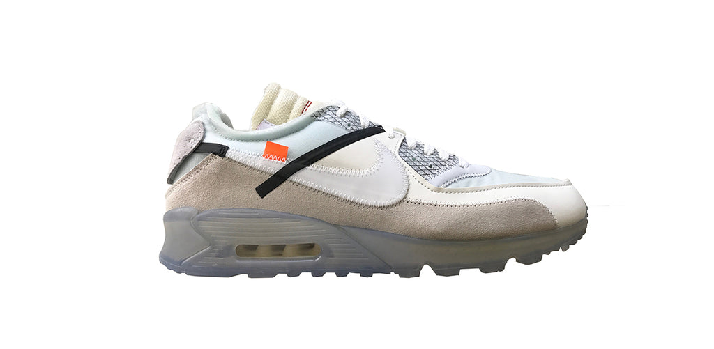 "Nike Air Max 90 x Off White ""The 10"""