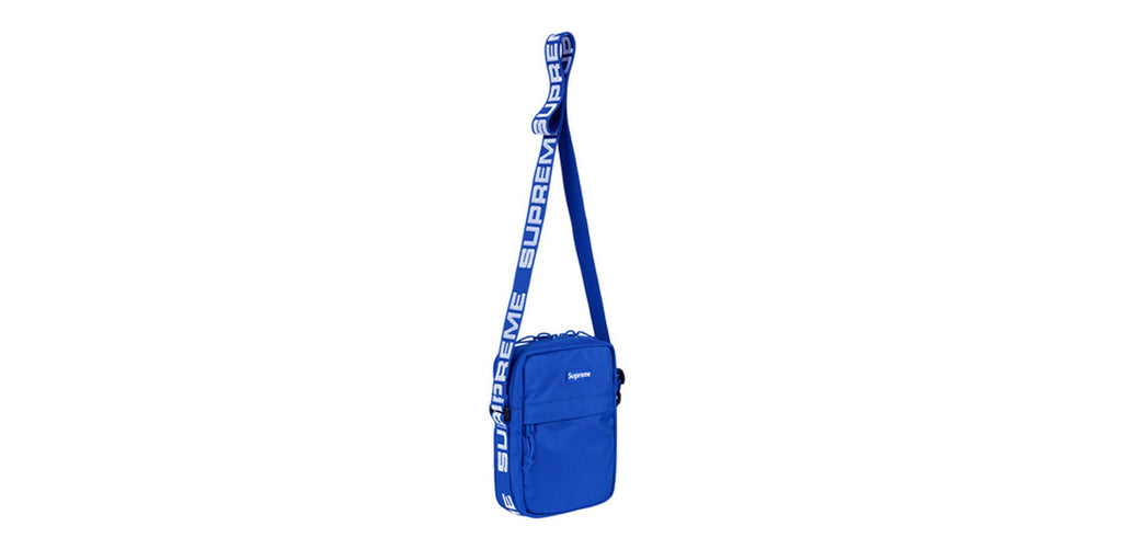 Supreme Shoulder Bag (Royal)