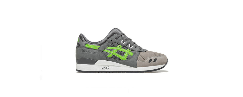 "ASICS Gel Lyte III x Ronnie Fieg ""Super Green"""
