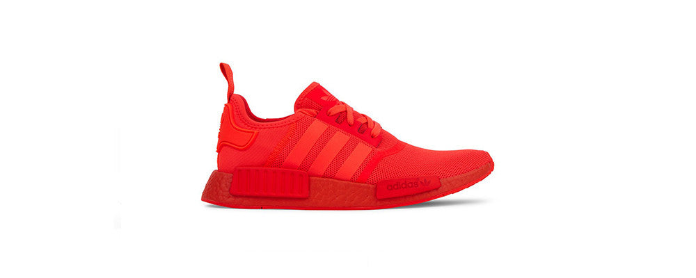 "adidas NMD R1 ""Triple Red"""