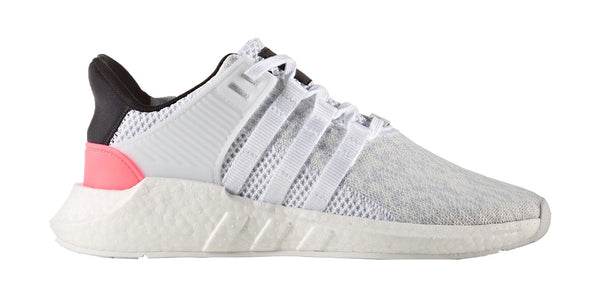 "adidas EQT Support 93/17 ""White/Turbo Red"""