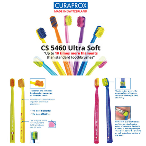Curaprox Toothbrushes 5460