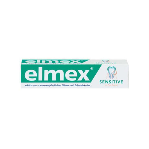Toothpaste - 3x ELMEX Sensitive Toothpaste 2.53fl Oz, 75ml