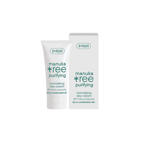Ziaja Manuka Moisturizing Day Cream SPF10 50ml 1.7fl oz