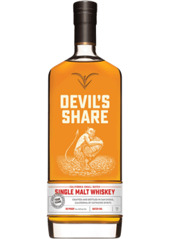 Cutwater Devil's Share Single Malt 750ml