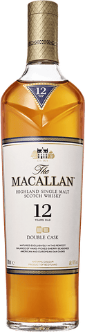 Macallan 12 Double Cask 750ml