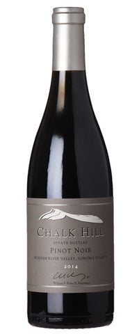 Chalk Hill Pinot Noir Russian River Valley 2014 or 2012