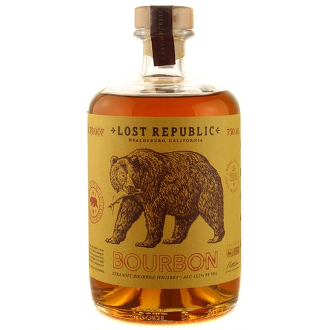 Lost Republic Bourbon 750ml