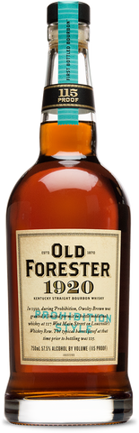 Old Forester 1920 bourbon
