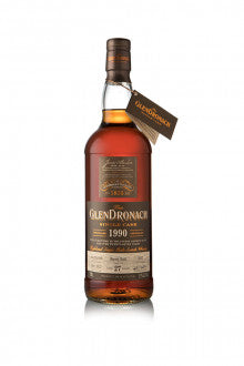 GlenDronach Sherry Single Cask 27yr 750ml