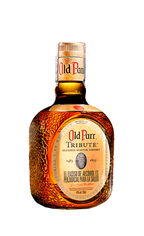 Old Parr Tribute