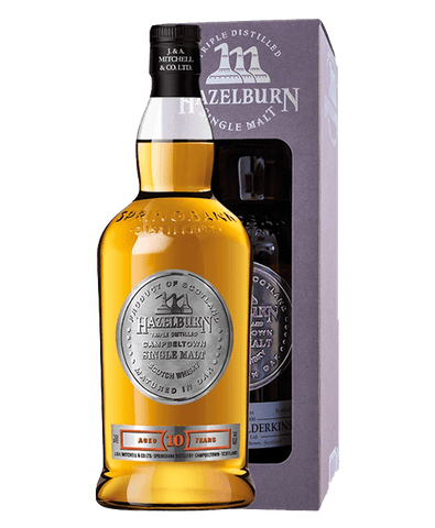 Hazelburn 10 yr Single Malt 92proof
