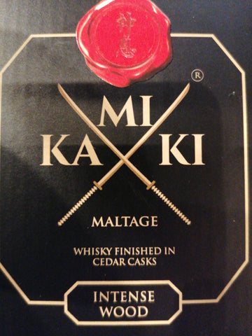 Kamiki Maltage Intense Wood