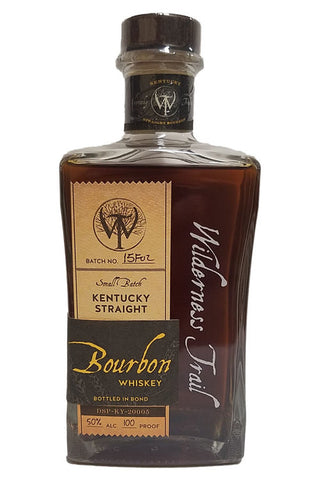 Wilderness Trail Bourbon Small Batch