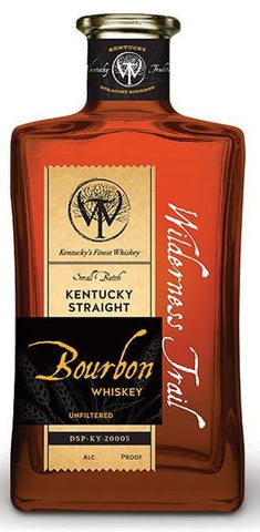Wilderness Trail wheated  Bourbon