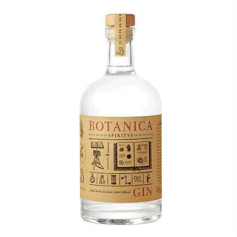 Botanica Spirit vs Gin
